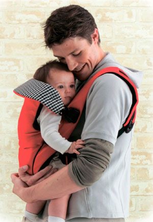 фото рюкзака переноски Априка
